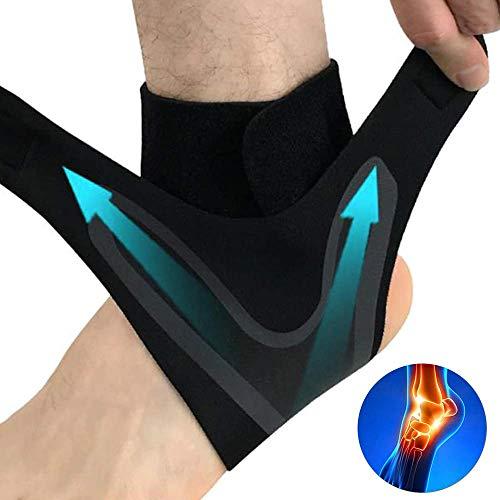 Han.T Walk Hero Ankle Tobillera Estabilizadora Protector Compresion Ajustable