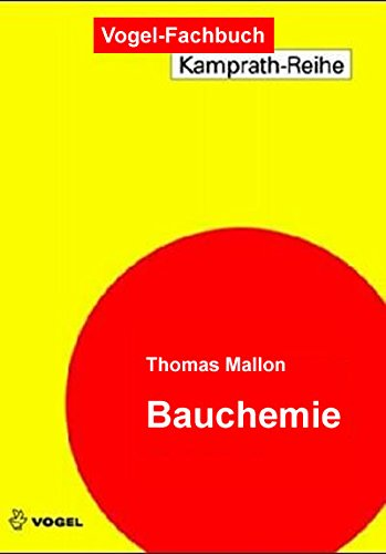 Bauchemie (Kamprath-Reihe)