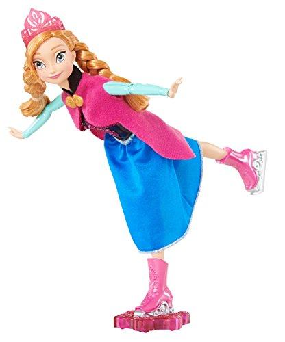 Disney Frozen - Muñeca Patinadora, Anna...