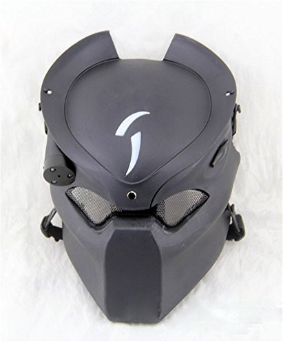 Gmasking AVP Wolf Airsoft Led Light Paintball Mask New Replica