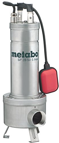 Metabo SP 28-50 S Inox Schmutzwasserpumpe