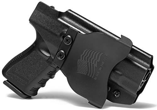 Concealment Express OWB Paddle KYDEX Gun Holster: fits Heckler & Koch P30/P2000 - Custom Fit -...