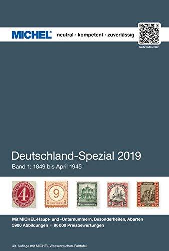 Deutschland-Spezial 2019 - Band 1: 1849 bis April 1945
