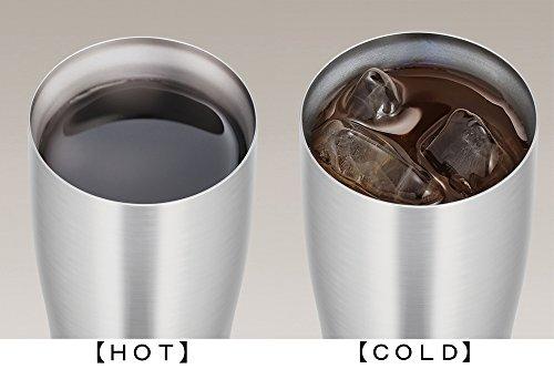 『サーモス 真空断熱タンブラー 420ml ステンレス JDE-420 S』の3枚目の画像