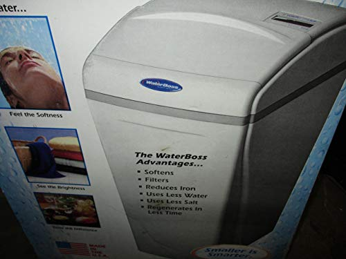 Waterboss Water Softener 950 - Key Features