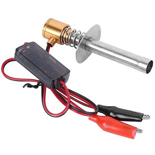 WANGYOUCAO Accesorio de Encendido RC Accesorio RC Encendedor automático Inteligente Encendido de Coche RC, para Coche de Control Remoto Hsp 94122 94188