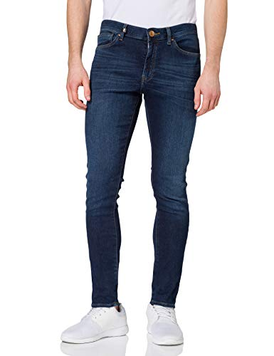 Armani Exchange Denim Jeans, Indigo Azul Vaquero, 32 para Hombre