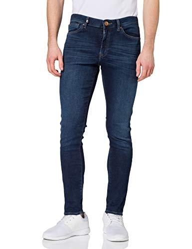 ARMANI EXCHANGE Indigo Jeans 3KZJ33, Denim Indaco, 38 Uomo