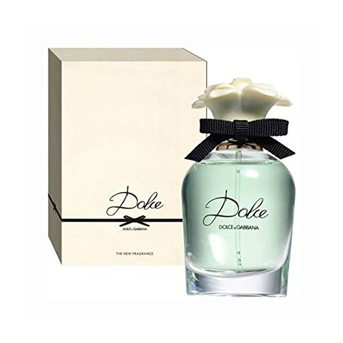 Dolce by Dolce & Gabbana Eau de Parfum Spray for Women, Silver , 2.5 Fluid Ounce