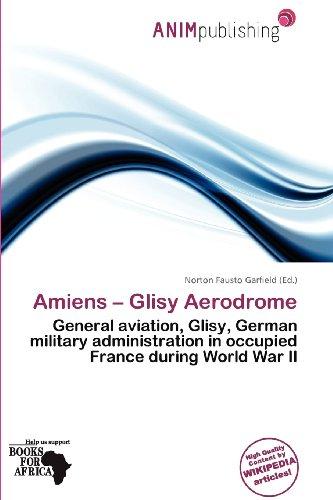 Amiens - Glisy Aerodrome