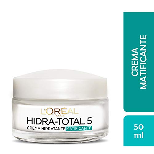 L'Oreal Paris Crema Hidratante Hidra Total 5, 50 ml