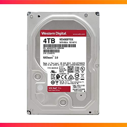 Western Digital Red Pro SATA III