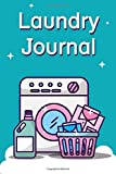 Laundry Journal: Laundry Log book & Planner to stay organized