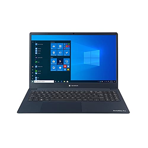 Toshiba Dynabook Satellite Pro C50-G-10R Portátil 39,6 cm (15.6') Full HD Intel Core i7 de 10ma Generación 8 GB DDR4-SDRAM 256 GB SSD