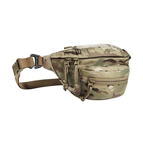 Tasmanian Tiger TT Modular Hip Bag Sac banane tactique Molle compatible avec EDC avec 3 compartiments (Multicam)