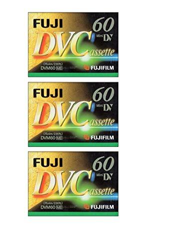 Fujifilm Mini DV Digital Video Cassette Premium 60 minutes...