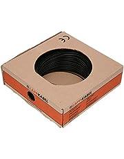 10 meter Lapp 4520015 PVC enkele lader H07V-K 10 mm² zwart flexibele bedrading kabel