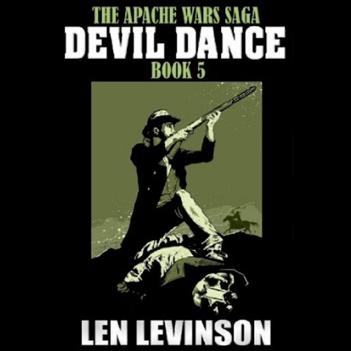 Devil Dance audiobook cover art