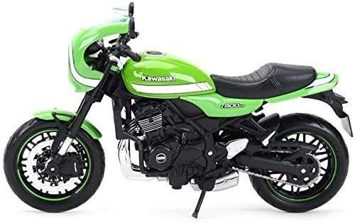 Sksngf Modelo, Motocicleta de aleación Juguete educativo para niños Car 1: 12 Modelos de moto escala Juguetes para niños Regalos Escala Modelo Simulación Vehículo Juguete, Niño Chica Cumpleaños presen