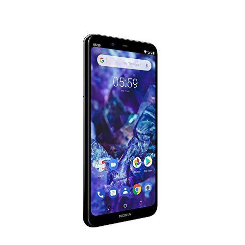 NOKIA 5.1 PLUS Dual-SIM Black