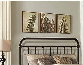 Hillsdale Furniture Kirkland Headboard - Twin - Headboard Frame Included - Bronze