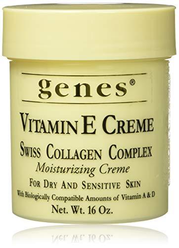Image of Genes Vitamin E Creme Swiss...: Bestviewsreviews