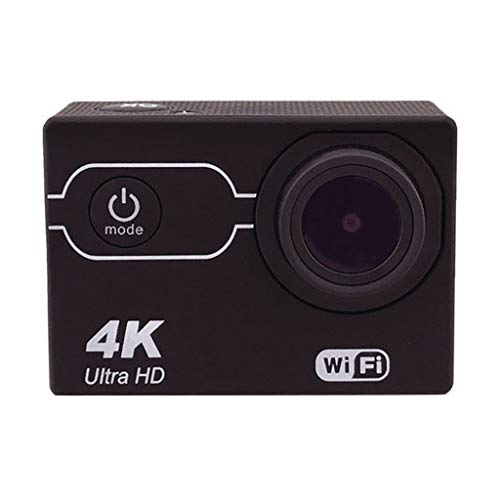 Action Camera,2.0 Inch LD Screen,4K Ultra HD,170°Wide Angle,Waterproof to 98 FT,WiFi Sports Cam,Adjustable View Angle Sports Camera,with Accessories Kit