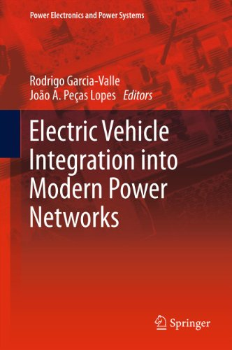 Electric Vehicle Integration into Modern Power Networks (Power Electronics and Power Systems Book 2) (English Edition)