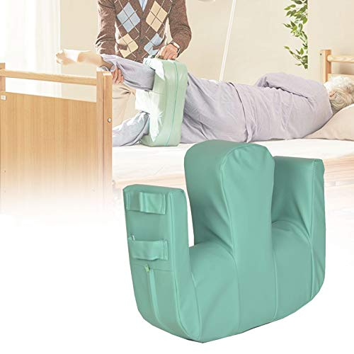 Pillow Body Position Leg support, Elevation Pillow Case Pregnancy Bedroom Eevated Body Alignment Ankle Support Pillow Leg Bolster for Bariatric, or Handicap Patient, Assists Caregiver or Nurse