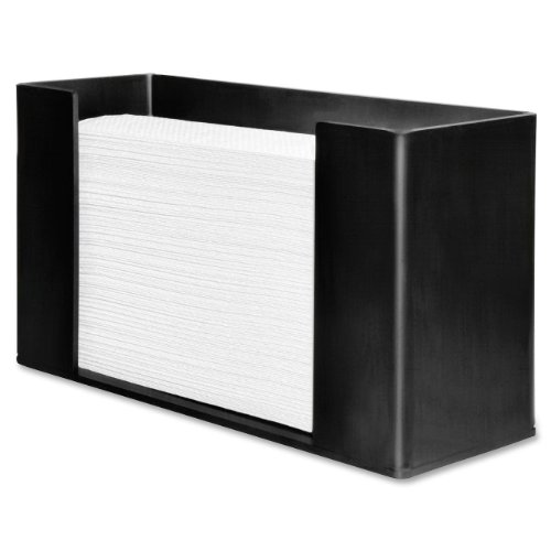 Genuine Joe Acrylic C/Multifold Paper Towel Dispenser