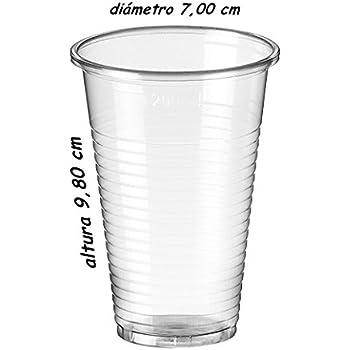 Sumicel Vaso Polipropileno Transparente 220 ml, Caja 3000 Unidades ...
