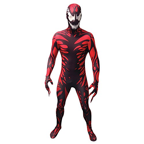MORPHSUITS MARVEL CARNAGE Costume taglia XL