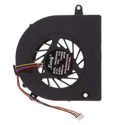 IPOTCH Ventilador de Refrigeración de La CPU del Ordenador Portátil para IdeaPad G460 Z460 G465 Z560 Z560A Z565