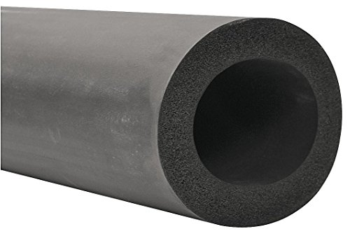 Pipe Ins,EPDM,4-1/2 in. ID,6 ft.
