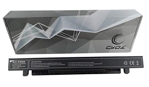 14.4V 2600mAh bateria de laptop A41-X550A para ASUS X450CA X450EA X550CA X550CC X550LA X550LB X550LD X550JD X550JK X550LN X550VC X550EP X550WE X552CL X552EA FX50JK F550C R510CA X550 X550C
