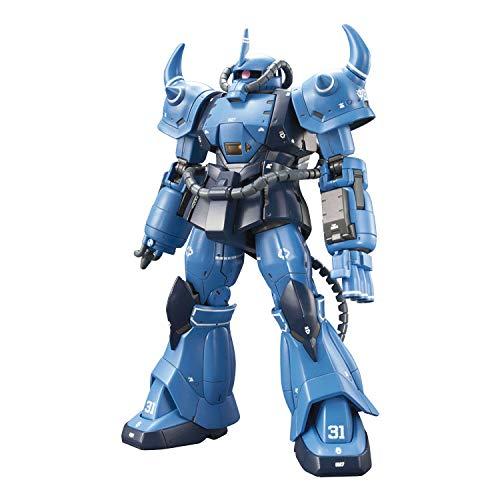 HG Mobile Suit Gundam THE ORIGIN 1/144 Prototype Gouf (Tactical Demonstrator) Plastic Model