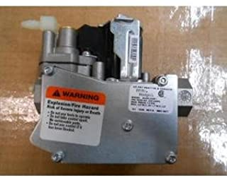two stage gas valve