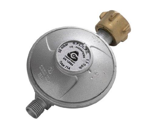 Landmann Druckminderer, 50 MB, silber