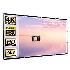 Beamer 150 Zoll HD
