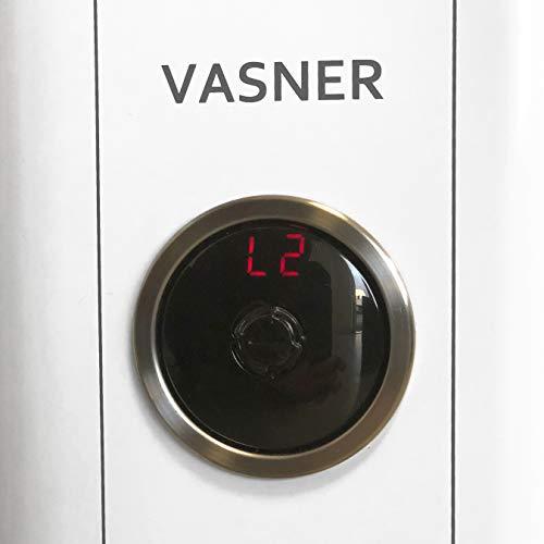 VASNER Calentadores y estufas de exterior