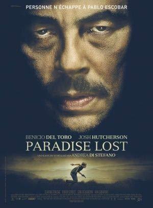 PARADISE LOST – Benicio Del Toro – French Imported Movie Wall Poster Print – 30CM X 43CM Josh Hutcherson