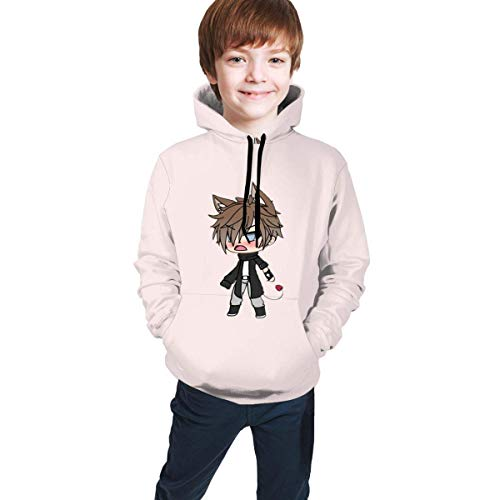 Jupsero Gacha Life Merch Hooded Printed Hoodie Sweatshirt...