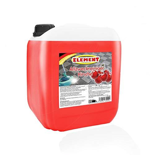 Allzweckreiniger Kirsche 5 Liter Konzentrat Bodenreiniger Universal Reiniger Allzweckreiniger Kraftreiniger