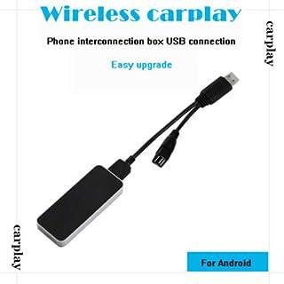 Dongle USB sans fil Carplay, lecteur de navigation automatique intelligent SANWAN Link pour Android A-pple