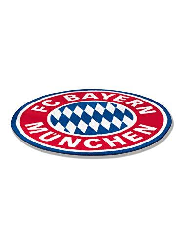 FC Bayern München Fan-Teppich Logo Durchmesser 100 cm