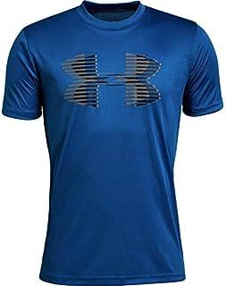 Tech Big Logo Solid T-Shirt