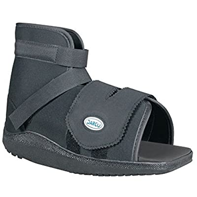 Physical Therapy Aids 081145051 DARCO Slim Line Cast Boot, Large, Shape