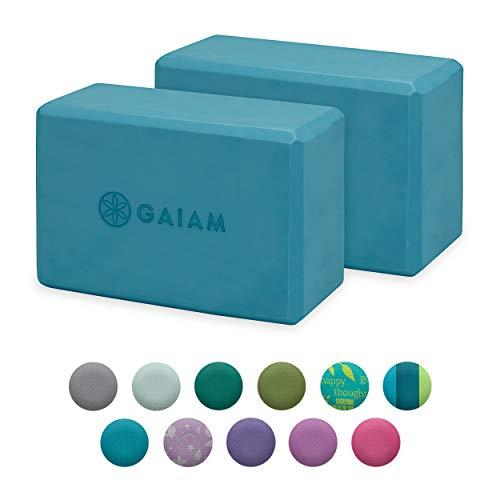 Gaiam Yoga Block (2 Pack)