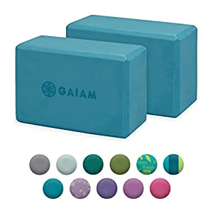 Gaiam Yoga Block (2 Pack)