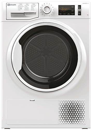 Bauknecht T Advance M11 8X3WK DE Wärmepumpentrockner / A+++ / 8 kg / ActiveCare-Technologie / Leichte und schnelle Reinigung dank EasyCleaning-Filter / Wolle-Programm / Startzeitvorwahl